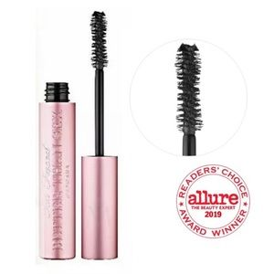 NEW Too Faced 'Better Than Sex' Mascara